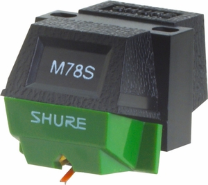 Shure M78S Phono DJ Cartridge