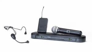 Shure PG1288/PG30 Wireless Microphone Dual System