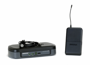 Shure PG14/PG185 Wireless Microphone Single System