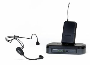 Shure PG14/PG30 Wireless Microphone Single System