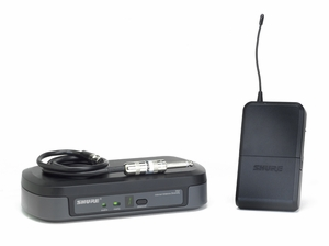 Shure PG14 Wireless Microphone Single System