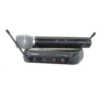 Shure PGX24/SM86 Wireless Microphone Vocal System - Free Shipping!!!