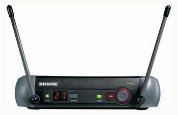 Shure PGX4 Diversity Receiver w/ PS20 Power Supply