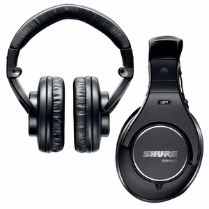 Shure SRH840 Professional Monitoring Headphone