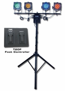 Stand Lighting System Packages