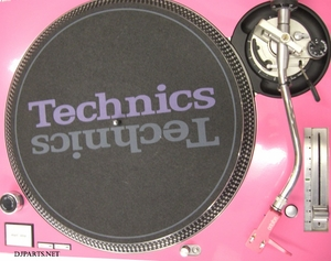 Technics  Face Plate Cover For  SL1200/1210MK5/M3D Turntable