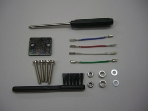 Technics Headshell Wire Kit Made By Shure