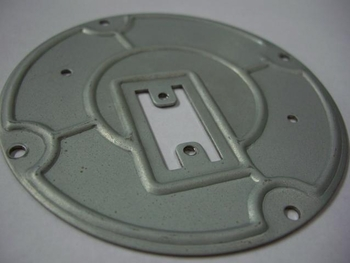 Technics Plate Arm Base Cover for RCA Cable