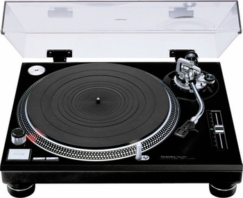Technics SL-1200 MK2 Black Turntable BRAND NEW