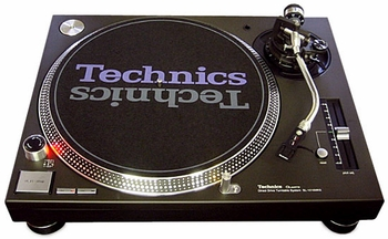 Technics SL1210MK5 Black Turntable BRAND NEW