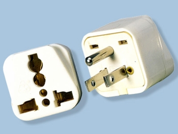 Universal Plug American Grounded