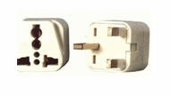 Universal Plug British Grounded