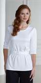 Trilleto<br>Knit 3/4 Sleeve Tunic