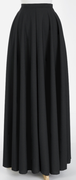 Long Recital Skirt<br>Ships in 4 to 5 weeks