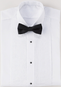Regular Collar Tuxedo Shirt