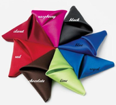 Satin Pocket Squares