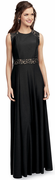 Calista Dress<br>Sleeveless Knit Formal Orchestra Gown