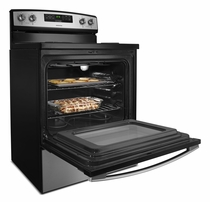 Amana 4.8 cu.ft. Range with 4 coil elements and easy touch electronic controls ACR4303MFS