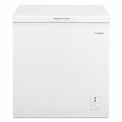 Deep Freezer 5.3 Cu. Ft. Amana �Hard Top� Chest Freezer AQC0501DRW