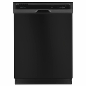 Amana Front Control Dishwasher in Black Model #ADB1300AFB