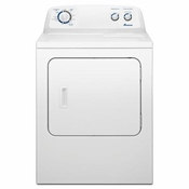 Amana Gas Dryer in White 7.0 cu ft. Model #NGD4705EW