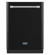 BLACK DISHWASHER MAYTAG OUR QUIETEST DISHWASHER MDB8969SDE EVER WITH LARGE CAPACITY