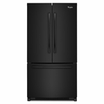 Black French Door Refrigerators