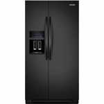 Black Side By Side Refrigerators