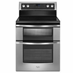 Double Oven Stoves / Ranges