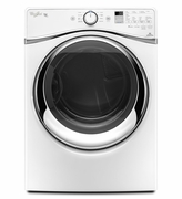 Whirlpool Duet 7.3 cu. ft. Steam Dryer ENERGY STAR WED95HEDW