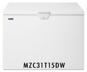 Maytag 15 CU. FT. CHEST FREEZER WITH DOOR LOCK MZC31T15DW