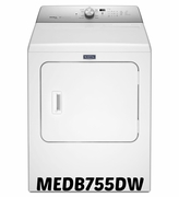 MAYTAG DRYER WITH RAPID DRY CYCLE MEDB755DW - 7.0 CU. FT.