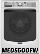 Maytag 7.4 cu. ft. Steam Dryer ENERGY STAR MED5500FW