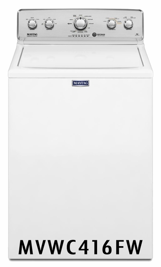 Maytag 3.6 CU. FT. Washer With Deep Water Wash Option MVWC416FW