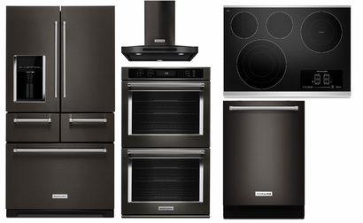 Black Stainless Steel Kitchenaid Package on hotpoint appliances, magic chef appliances, sears appliances, ge appliances, miele appliances, amana appliances, sharp appliances, samsung appliances, gaggenau appliances, disney appliances, general electric appliances, sub-zero appliances, thermador appliances, sub zero appliances, smeg appliances, hamilton beach appliances, jenn-air appliances, whirlpool appliances, frigidaire appliances, bosch appliances, maytag appliances, dacor appliances, lg appliances, viking appliances, electrolux appliances, wolf appliances,