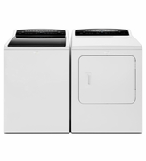 Top Load Washer and Dryer Whirlpool Laundry Pair WTW7300DW and WED7300DW