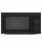Whirlpool Countertop Microwave with Greater Capacity UMC5225DB 2.2 cu ft Black