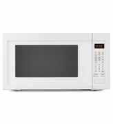 Whirlpool Countertop Microwave with Greater Capacity UMC5225DW 2.2 cu ft White