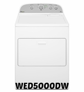 Whirlpool 7.0 cu. ft. High-Efficiency Dryer WED5000DW