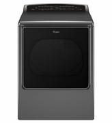 Whirlpool Large Capacity Gas Dryer  Model #WGD8700EC with Laundry App 8.8 cu. ft. Smart Cabrio