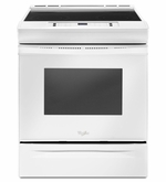 Whirlpool White Slide-In Electric Range - WEE510S0FW