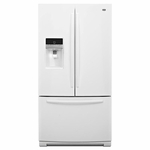 White French Door Refrigerators