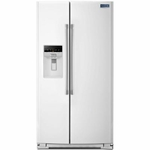 White Side By Side Refrigerators