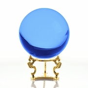 With Gold Plated Stand (M)