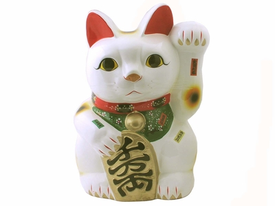 15 Inch Japanese Lucky Cat