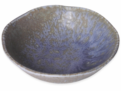 4-1/2 Inch Arctic Ice Japanese Soy Sauce Bowl