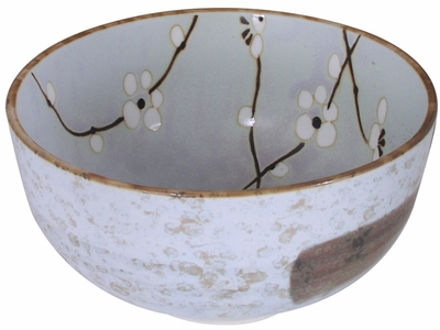 5-1/2 Inch Cherry Blossom Japanese Bowl