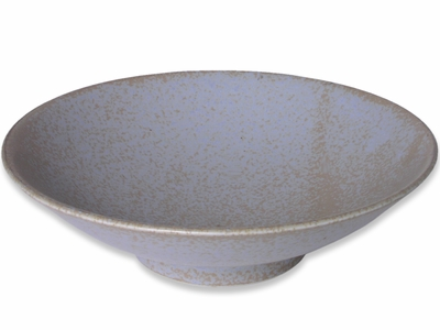 9-3/4 Inch Arctic Ice Japanese Serving Bowl