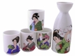Asian Inspired Sake Sets