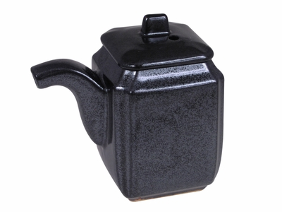 Black Alloy Collection Japanese Soy Sauce Dispenser
